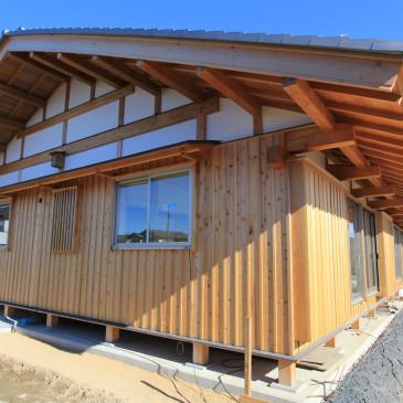 木造伝統構法を採用する4つの理由