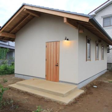 久喜市菖蒲町の平屋が完成しました。